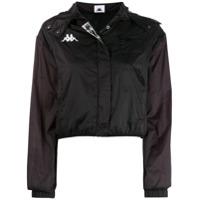 Kappa Kontroll Cropped Jacket - Preto
