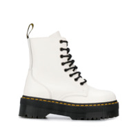 Dr. Martens Classic Ankle Boots - Branco
