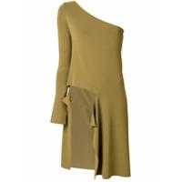 MRZ Vestido assimétrico - Green