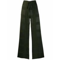 Ailanto Calça Pantalona - Verde