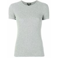 Dsquared2 Underwear Camiseta Slim Fit - Cinza