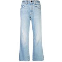 Khaite Calça Jeans Flare - Azul