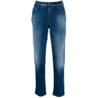 Jacob Cohen Calça Jeans Karen - Azul