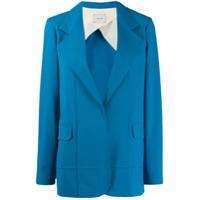 Alysi Oversized Blazer - Azul