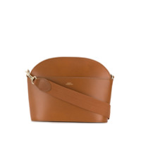 A.p.c. Gaby Crossbody Bag - Marrom
