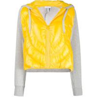 Escada Sport Zipped Padded Jacket - Amarelo