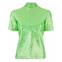 Saks Potts Camiseta Fluorescente - Verde