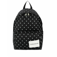 Calvin Klein Jeans Monogram Backpack - Preto