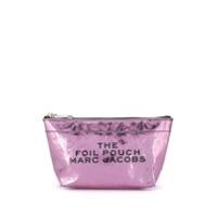 Marc Jacobs Necessaire Foil - Rosa