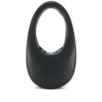 Coperni Mini Swipe Bag - Preto