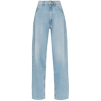 Magda Butrym Calça Jeans Pantalona Grangeville - Azul