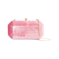 Tyler Ellis Clutch Pequena 'perry' - Rosa