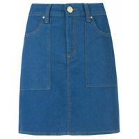 A.brand Saia Jeans - Azul