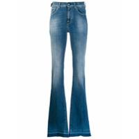 Jacob Cohen Calça Jeans Bootcut 'frida' - Azul
