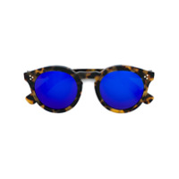 Illesteva Óculos De Sol 'leonard Ii' - Marrom