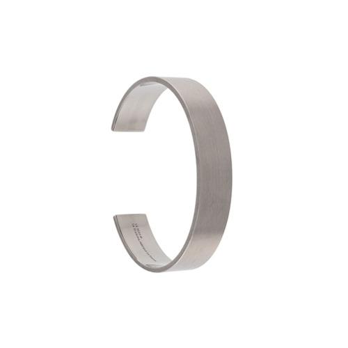Le Gramme Pulseira 'Le 41 Grammes' de prata - Metálico