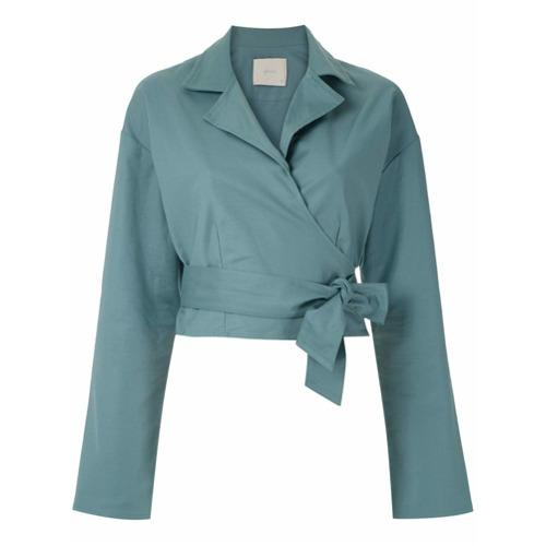 Framed Camisa cashquere - Azul