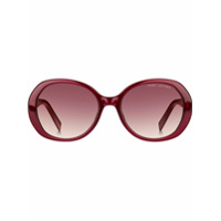 Marc Jacobs Eyewear Óculos De Sol 377/s - Vermelho