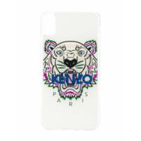 Kenzo Capa Para Iphone Xs - Branco
