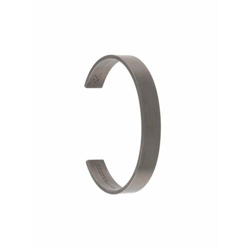 Le Gramme Pulseira 'Le 33 Grammes' de prata - Metálico
