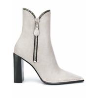 Alexander Wang Lane Ankle Boots - Branco