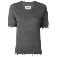 Uma Wang Blusa De Cashmere - Cinza