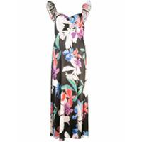 Jill Stuart Vestido Midi Com Estampa Floral - Estampado