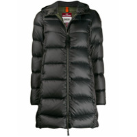 Parajumpers Hooded Padded Jacket - Cinza