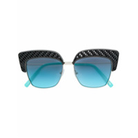 Oxydo Óculos De Sol Gatinho - Preto