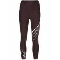 Nimble Activewear Legging Track And Field - Marrom
