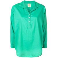 A Shirt Thing Blusa Clássica - Verde