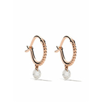 Raphaele Canot Par De Brincos 'set Free' De Ouro Rosê 18K Com Diamantes - Rose Gold