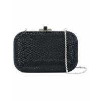 Judith Leiber Couture Bolsa Mini 'slide Lock' - Preto