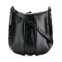 Isabel Marant Étoile Lecky Shoulder Bag - Preto