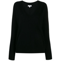 Equipment V-Neck Sweater - Preto