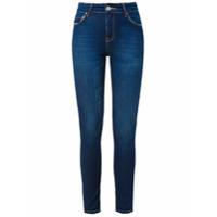 Le Lis Blanc Calça Jeans 'paula' Skinny - Azul