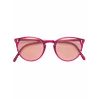 Oliver Peoples Óculos De Sol 'o'mailley' - Rosa