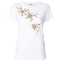 Stella Mccartney Camiseta Com Contas - Branco