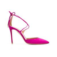 Aquazzura Sapato Matilde - Rosa