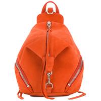 Rebecca Minkoff Small Zip Backpack - Laranja