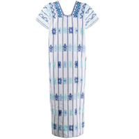 Pippa Holt Kaftan Dress - Branco