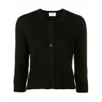 Snobby Sheep Button Up Cardigan - Preto