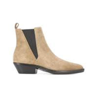 Isabel Marant Low Heel Ankle Boots - Neutro