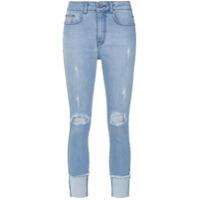 Pop Up Store Calça Jeans Com Puídos - 0011