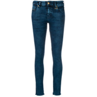 Diesel Calça Jeans Super Skinny 'slandy' - Azul