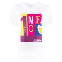 Escada Sport One T-Shirt - Branco