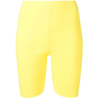 Seen Users Cycling Shorts - Amarelo