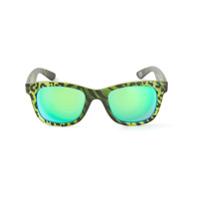 Italia Independent Óculos De Sol 'i-Peach' - Verde