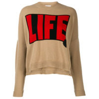 Moncler Life Sweater - Marrom