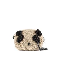 Anteprima Bolsa Mini Panda - Branco